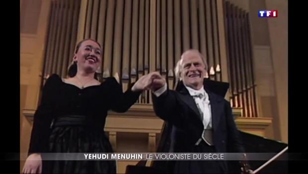 Yehudi Menuhin, ce violoniste de génie qui inspire toujours les plus grands musiciens