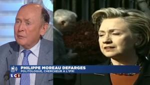 """Candidature d'Hillary Clinton : """"Etre une femme, c'est une force !"""""""