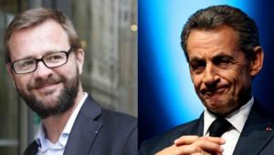 Jérôme Lavrilleux et Nicolas Sarkozy