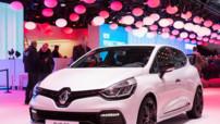 La Renault Clio R.S. Monaco GP, série spéciale présentée au Salon de Genève le 4 mars 2014