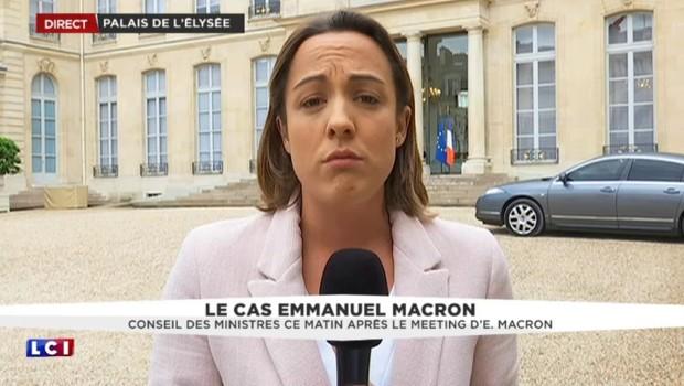 Meeting de Macron : silence radio en sortie de conseil des ministres