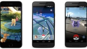 pokemon Go montage appli