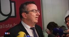 PS : le leader des frondeurs soutient Cambadélis, premier secrétaire fraîchement élu