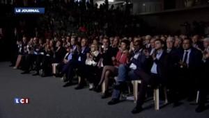 "Valls met en garde la gauche ""qui tape sur l'Europe"""
