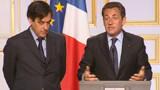 Sarkozy et Fillon en baisse