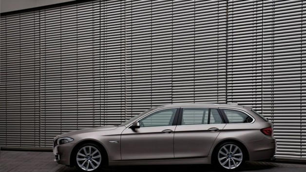 Photo 9 : BMW Série 5 Touring : transporteur chic