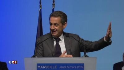 """Départementales : """"FN-PS"""", Nicolas Sarkozy s'explique sur cette formule"""