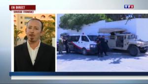 Le 20 heures du 29 juin 2015 : Tunisie : les services de sécurité démunis face à la menace terroriste - 1008