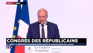 """""""Notre responsabilité est de remettre la France sur le bon chemin"""" déclare Juppé"""