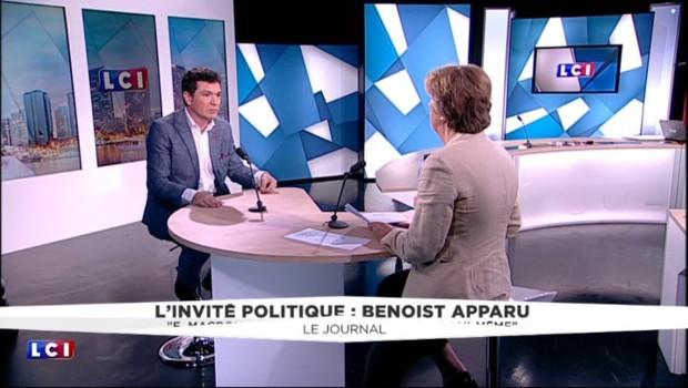 Pour la droite, Macron parle beaucoup mais agit peu