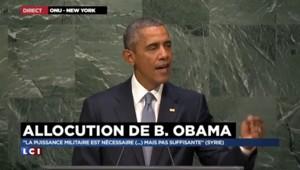"""Syrie : Obama """"prêt à travailler avec la Russie et l'Iran pour résoudre le conflit"""""""