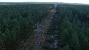 TF1/LCI : Ligne électrique à haute tension