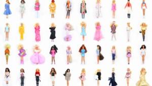 Des poupées Barbie de Mattel