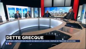 """Dette grecque : """"Le problème est la nature démocratique de la zone euro"""""""