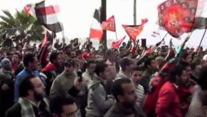 egypte manifestation 3/2/12