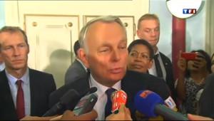 Jean-Marc Ayrault a lancé un appel aux dirigeants de l'UMP contre toute alliance avec le FN.