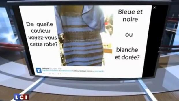 Quelle est la couleur de la robe