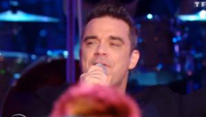 Robbie Williams dans Danse avec les Stars