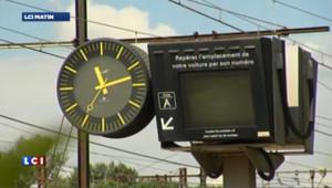 Soizic porte plainte contre la SNCF pour ses retards