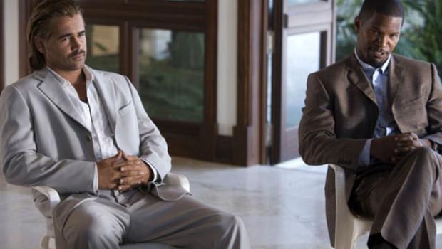 TF1/LCI Colin Farrell Jamie Foxx Miami Vice