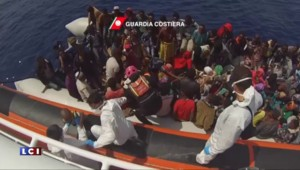 En juillet, le nombre de migrants a triplé atteignant le chiffre de 107.500