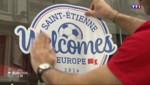 Euro: Saint-Etienne, ville-hôte s'apprête à vibrer