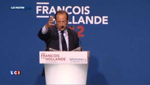 """L'acharnement de l'UMP, """"un bon signe"""" pour Hollande"""