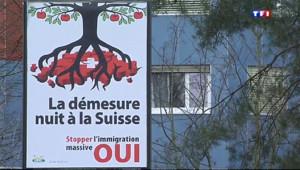 Le 20 heures du 10 février 2014 : La Suisse renoue avec les quotas d'immigration - 1209.3319999999999