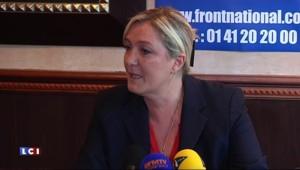 """Marine Le Pen sur l'accord Grèce-UE : """"Ce n'est pas une capitulation, c'est une reddition"""""""