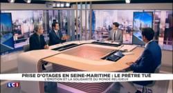 """Prêtre égorgé : """"Le terrorisme n'a pas de religion"""" pour le Conseil français du culte musulman"""