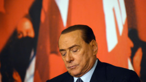 Silvio Berlusconi, le 25/11/2013