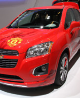 Chevrolet Trax Mondial Auto 2012
