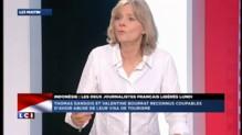 """Aubenas : la mobilisation """"montre que les gouvernements sont attachés à la liberté de la presse"""""""