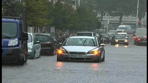 Bayonne pluie inondations