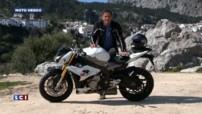 Essai Vidéo Moto Hebdo BMW S 1000 R 2014