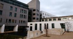 Le centre hospitalier Sébastopol de Reims
