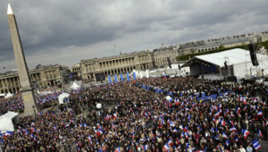 Meeting Sarkozy Concorde
