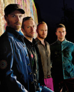 Coldplay - NRJ Music Awards 2012. Nomin dans la catgorie Groupe/Duo international de l&#039;anne.