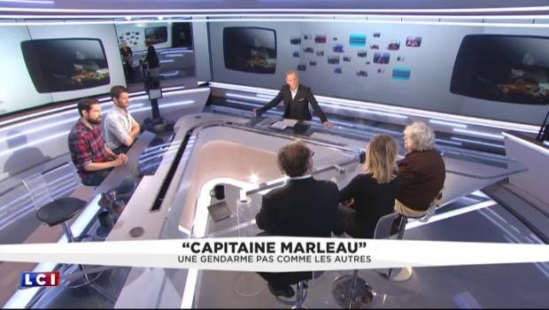 """Cyrille Eldin, acteur dans le prochain """"Capitaine Marleau"""""""