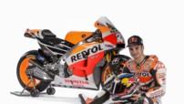 Dani Pedrosa et sa Honda RCV213 pour la saison 2014 de MotoGP