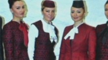 Hôtesses de l'air de Turkish Airlines