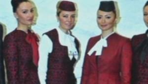 Hôtesses de l'air de Turkish Airlines