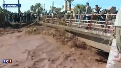 intempéries maroc 17 morts