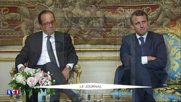 ISF : Manuel Valls recadre Emmanuel Macron