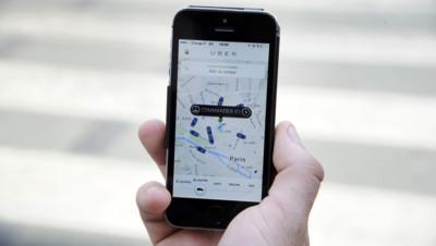 L'application UberPOP