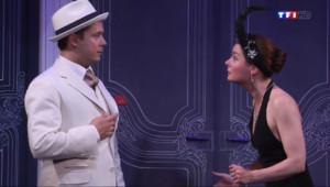 """Le 13 heures du 9 septembre 2014 : Th�re : """"Georges et Georges"""" remet le vaudeville au go�t du jour - 1939.7236152954106"""
