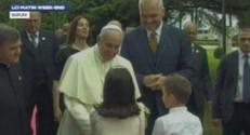Le pape François en Albanie, 21/9/14