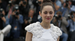 Marion Cotillard lors du photo-call du film The Immigrant à Cannes le 24 mai 2013