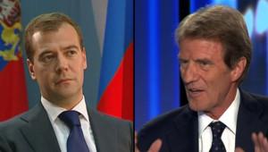 Medvedev Kouchner