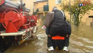 Orages: catastrophe évitée de justesse dans le Var